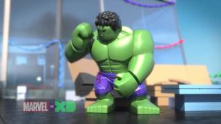 Clip: LEGO® Marvel Super Heroes: Avengers Reassembled!
