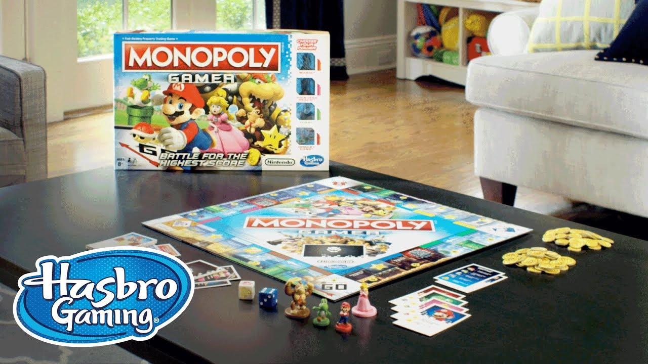 'Monopoly Gamer' Official Teaser - Hasbro Gaming - YouTube