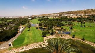 Almerimar Golf - 1st hole