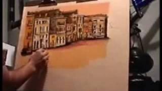 Pastel Landscapes Part 1