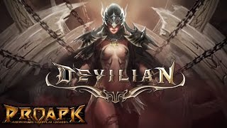 Devilian Mobile Android / iOS Gameplay 1080p