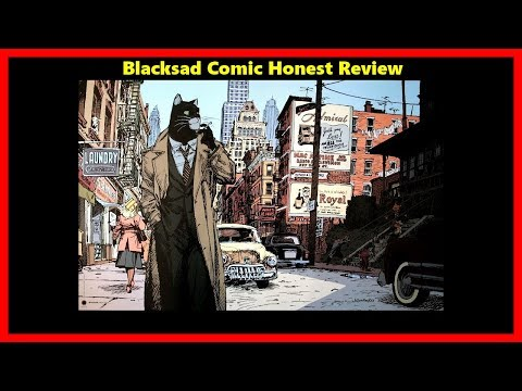 Blacksad Honest Review - Amazing Worlds