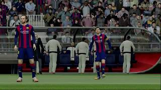 FIFA 15 | Intel HD 4400 Integrated Graphics |  PC Gaming 720p | Settings | Lag Fix