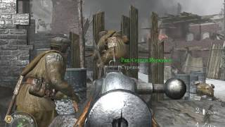 Call of Duty 2 ☆Без Ранений☆ #1-1 Зимняя война (Советская кампания)