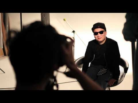 Singapore's Most Influential Creative Director 2011 - Behind The Scenes