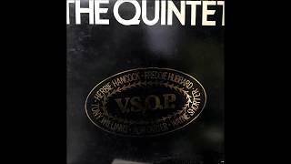 THE QUINTET/V.S.O.P./Hand made rotary head shell
