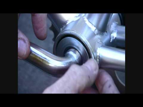 Bike Forums - x2 vs x3 Bottom bracket Square taper Spindle
