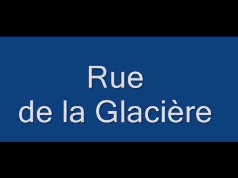 Rue de la Glacière Paris Arrondissement 13e