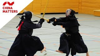 The Japanese martial art of Kendo in China