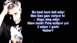 Sagopa Kajmer  Bee Gee - Naber (Lyric Video) - (Sözleri)