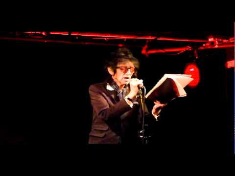 JOHN COOPER CLARKE LIST OF THINGS YOU NEVER SEE live in DUBLIN 2010_mpeg2video.mpg