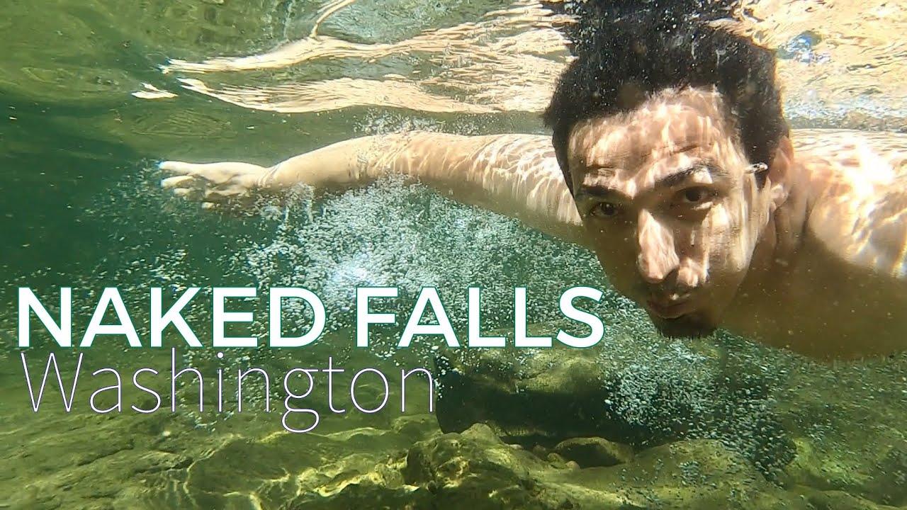 NAKED FALLS, WA. - YouTube