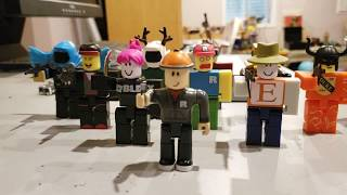 ROBLOX Figurines: The Great Robloxian War (Part 2)