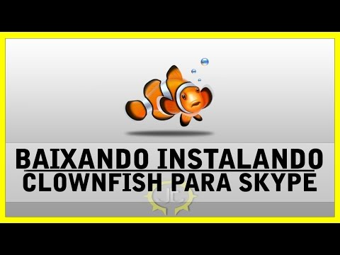 Clownfish   Como Baixar Instalar Clownfish No Skype 2015