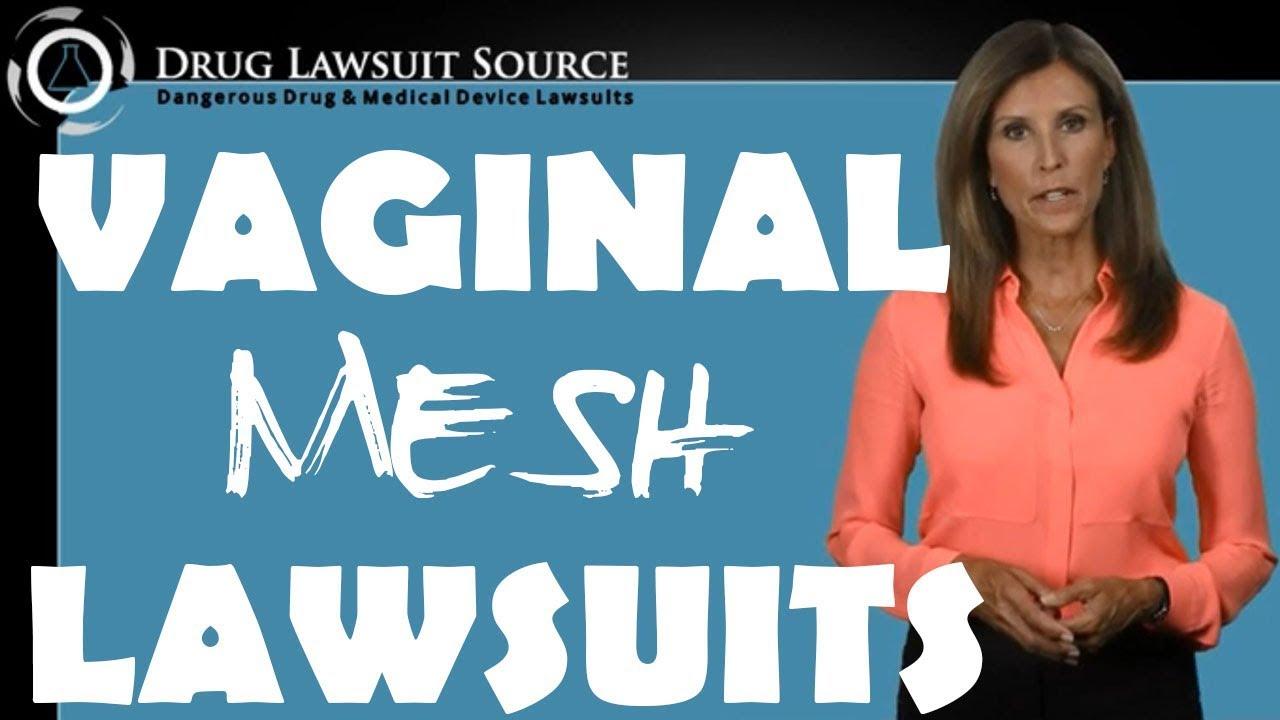 Mesh lawsuit settlements