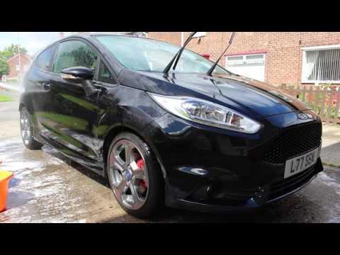 Ford Fiesta ST180 - Wash and Polish