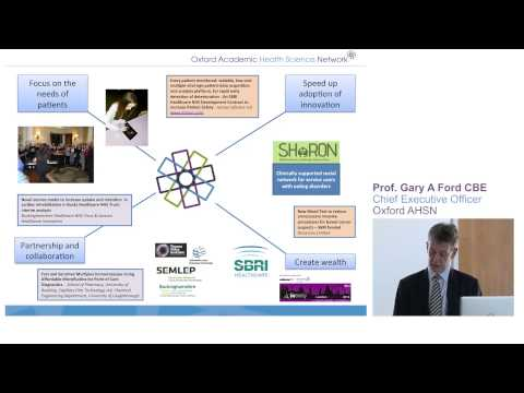 Our Vision - Oxford Academic Health Science Network