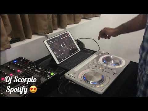 Dj Scorpio - Spotify + Algorithm. DDJ WEGO3 + iPad Pro 10.5