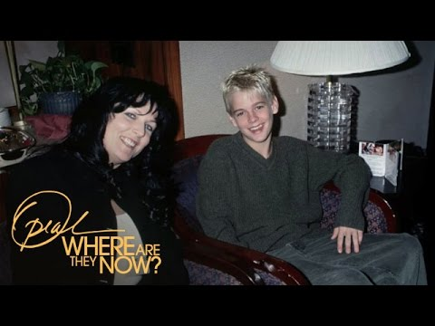 Aaron Carter: I Made Over $200M Before I Turned 18 | Where Are They Now | Oprah Winfrey Network