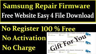 How To Download Samsung Official 4 files Firmware Samsung