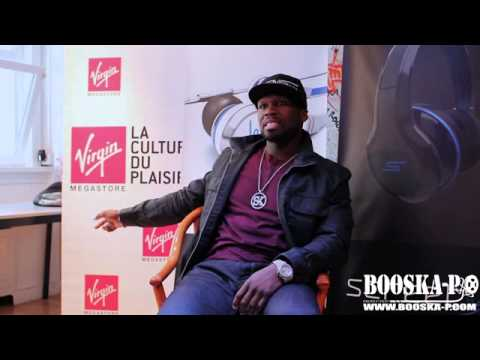 50 Cent [Interview SMS part1 - 2012]