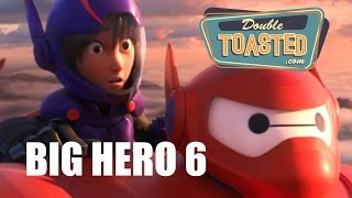 BIG HERO 6   Double Toasted Video Review