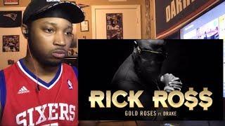 Rick Ross - Gold Roses (Audio) ft. Drake Reaction