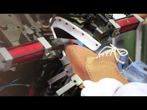 SARA Footwear Manufacturing Process