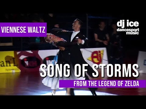 VIENNESE WALTZ  Dj Ice - Song Of Storms from The Legend of Zelda