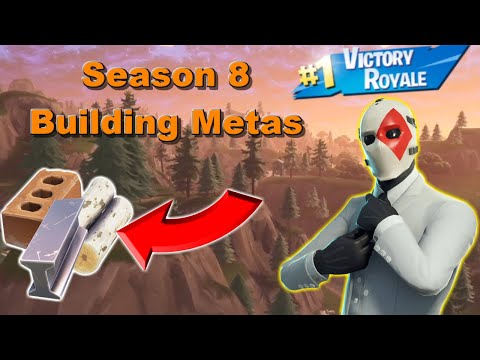 Fortnite Season 8 Building Tutorial