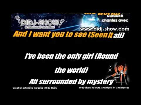 Karaoke - Around The World - Aqua