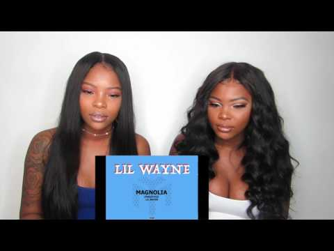 Lil Wayne - Magnolia (Freestyle) REACTION