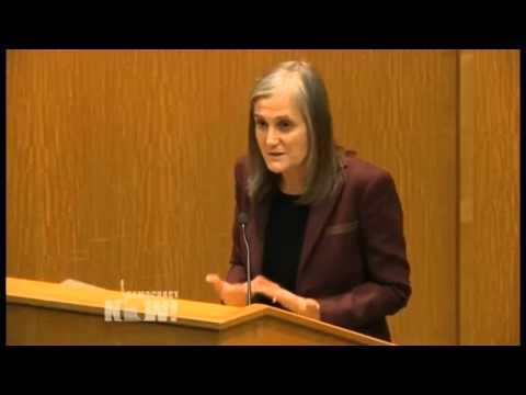 Amy Goodman Honored with I F  Stone Journalism Award Along with Filmmaker Laura Poitras