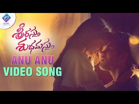 Anu Anu Song by Allu Sirish | Srirastu...