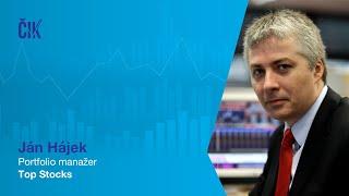 Česká investiční konference 2019: Ján Hájek z Top Stocks a jeho investiční nápad