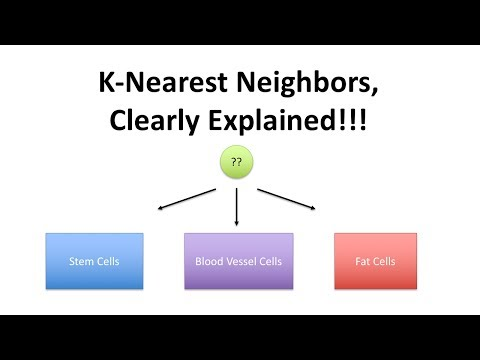 StatQuest: K-nearest Neighbors, Clearly Explained