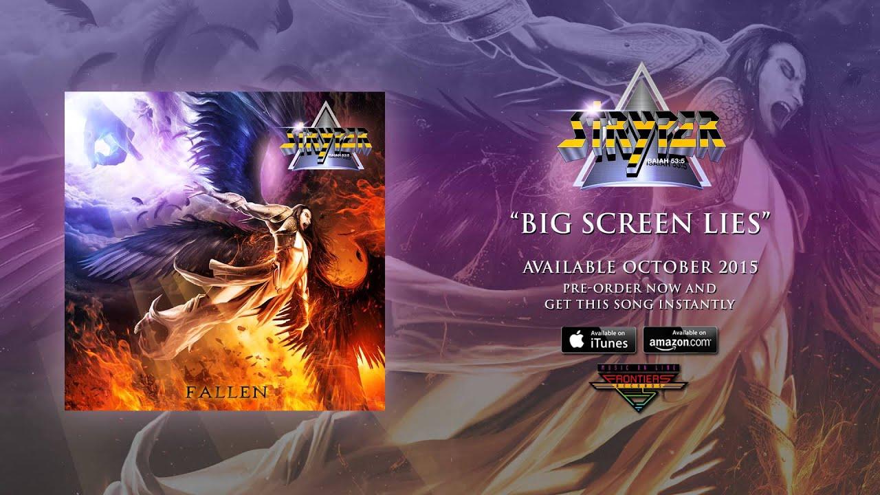 Stryper — Big Screen Lies (Official Audio)