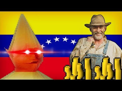 Runescape Players Are Hunting Down Venezuelans