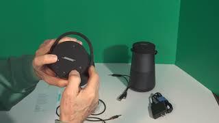 Bose Revolve Plus Speakers