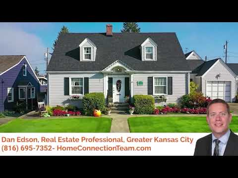 Dan Edson Kansas City Metro Realtor. Belton, Raymore, Blue Springs, Lee's Summit, Overland Park & KC