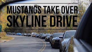 Download Mustangs take over Skyline Drive  Nov 2016