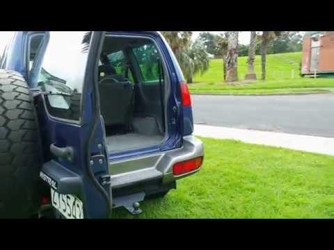 Nissan Mistral from Rockstar Cars Devonport