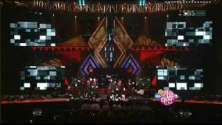 [360Kpop Vietsub] Pajama Party Remix. - Super Junior H {Perf/Live}