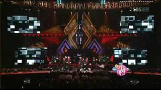 [360Kpop Vietsub] Pajama Party Remix. - Super Junior H {Perf/Live}