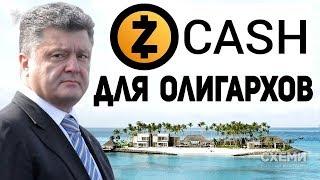 Как Криптовалюта Zcash ЗАМЕНИТ ОФШОР Лучший Выбор для Олигархов 2018 Прогноз ZEC