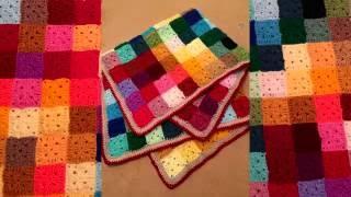 Crochet by Tat - Blanket Timelapse