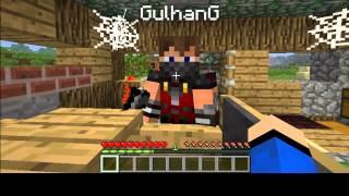 Зомби Апокалипсис-Minecraft 1 серия(Первая ночь)