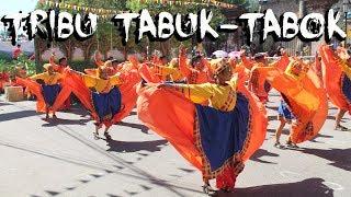 Tribu Tabuk tabok   1st Runner Up - Salakayan Festival 2018
