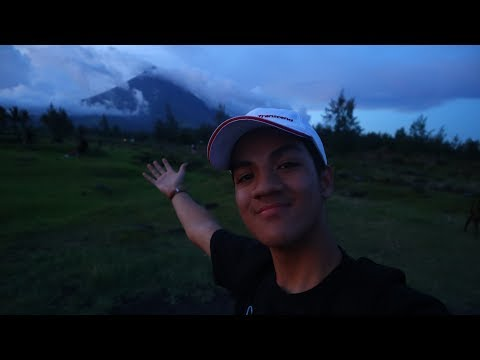 The Most Beautiful Volcano in the Philippines (Bicol Part 1) /Vlog 24/