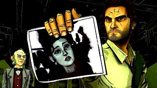 The Wolf Among Us: Episode Two (Blind) - Part 1 - An Angry Interrogation